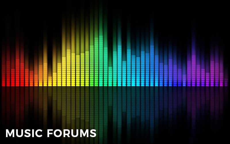 The best music forums